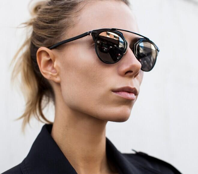 10% Off Dior So Real Sunglasses @ Farfetch