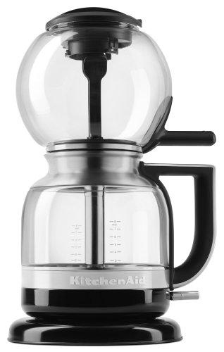 199.99 KitchenAid KCM0812OB Siphon Coffee Brewer, Onyx Black