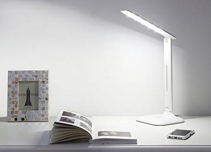 Saicoo LED Desk Lamp with 3 Lighting Modes