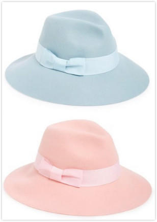 $34.8 August Hat Pastel Wool Fedora On Sale @ Nordstrom