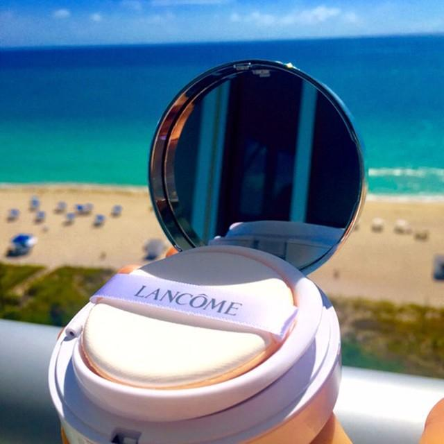 $25 Off $50 Lancôme Miracle Cushion Liquid Compact Foundation @ HSN