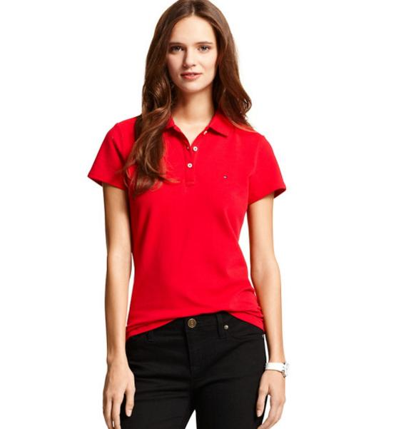 Tommy Hilfiger Women's Heritage Fit Polo