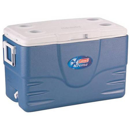 Coleman 52-Quart Extreme Cooler, Blue