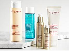 Up to 50% off Clarins Skincare Product @ MYHABIT