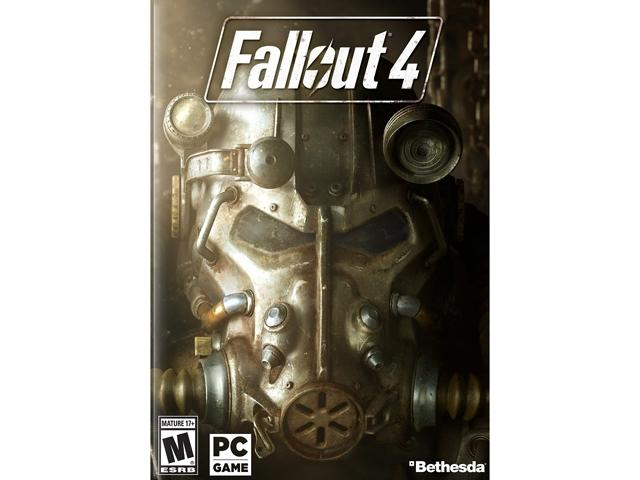 Fallout 4 (PlayStation 4, Xbox One or PC)