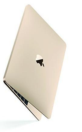 $1275 Apple MacBook MK4N2LL/A 12-Inch Laptop with Retina Display (Gold, 512 GB)