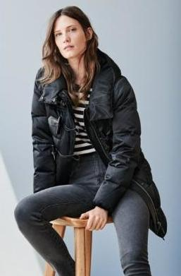 Burberry Brit 'Altberry' Toggle Front Quilted Down Parka @ Nordstrom