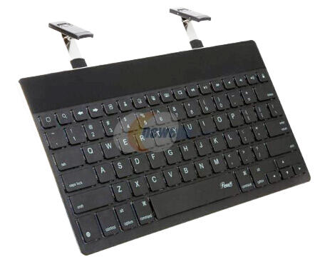 Rosewill BK-500i Bluetooth 3.0 HID Keyboard with Pop-Out Stand