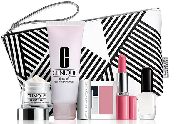 Free 6 Pc Gift with $35 Clinique Purchase @Saks Fifth Avenue