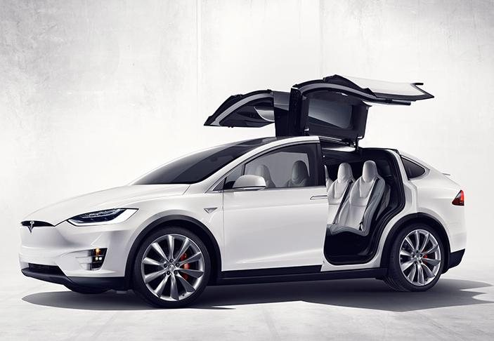 News~ 2016 Tesla Model X Recalled for Third-Row Seat Problem