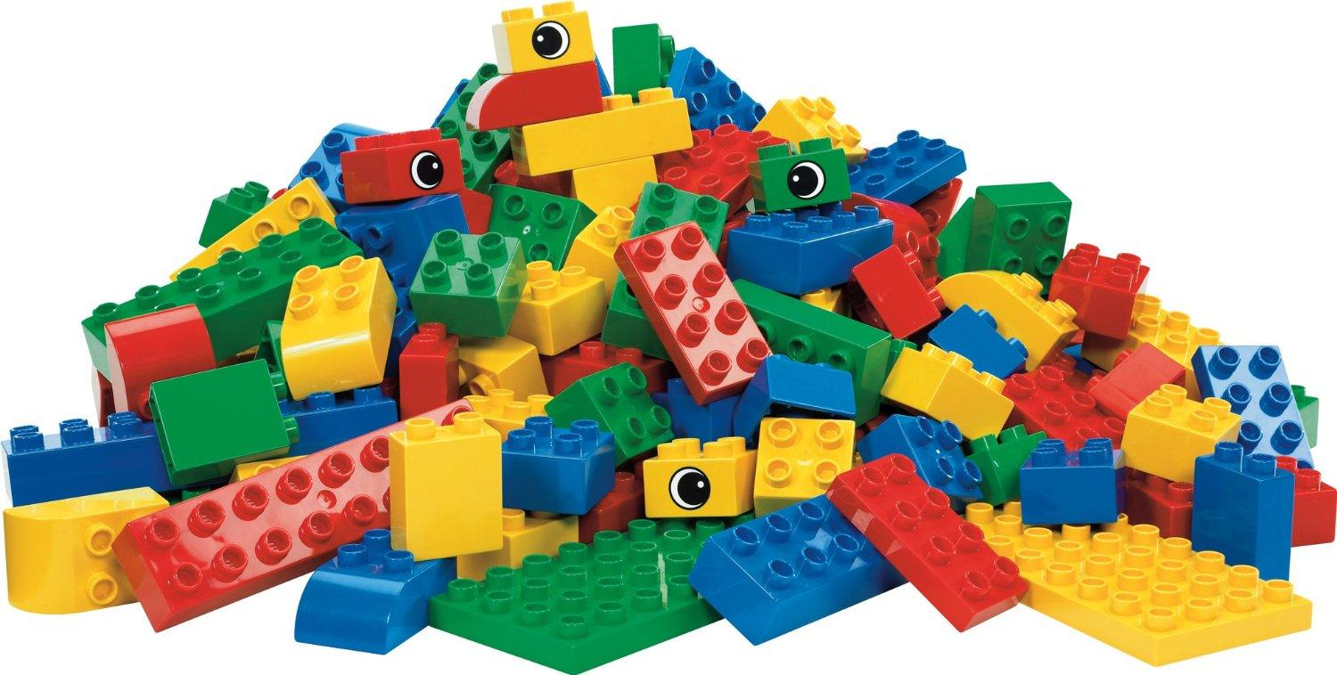 LEGO Education DUPLO Brick Set 4496357 (144 Pieces)