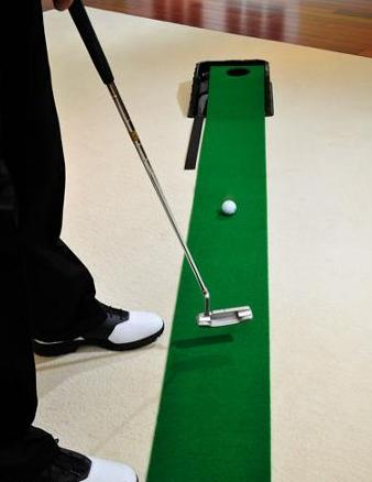 Golf, Gifts and Gallery Auto Putt System