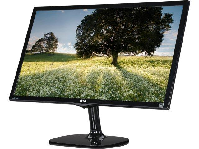 "$99.99 LG 23MP57HQ-P Glossy 23"" 5ms HDMI IPS Monitor"