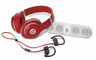 Beats by Dr. Dre - Geek Squad Certified Refurbished Powerbeats2 Wireless Earbud Headphones - Black