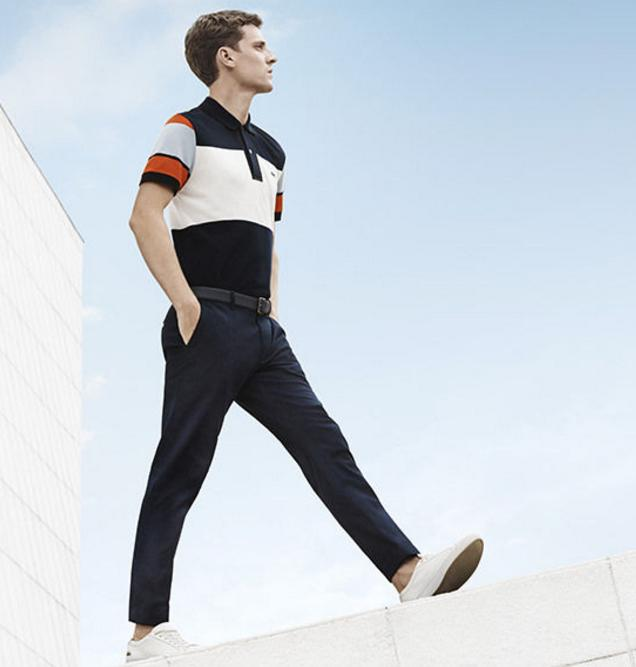 25% Off Men's Items Sale @ Lacoste