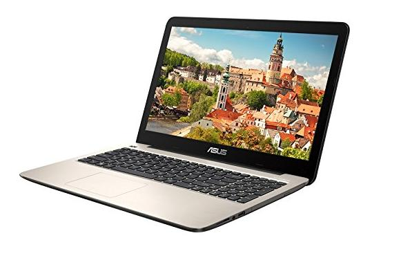 $529.00 ASUS F556UA-AS54 15.6-inch Full-HD Laptop (Core i5, 8GB RAM, 256GB SSD)