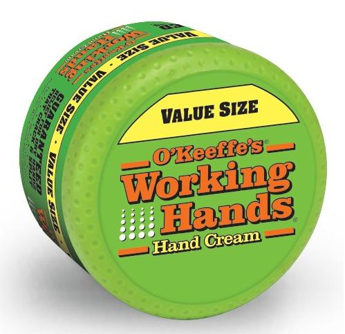 $7.99 6.8oz Working Hands Value Size Jar