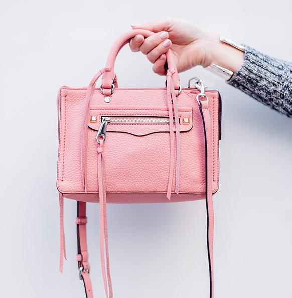 40% Off Select Rebecca Minkoff Regan Handbags @ Nordstrom
