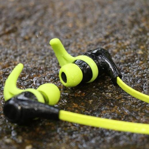 ONLY $25.99 1byone Wireless Bluetooth 4.1 Sweat-Proof Sports Headphones with HD Stereo Sound, all colors