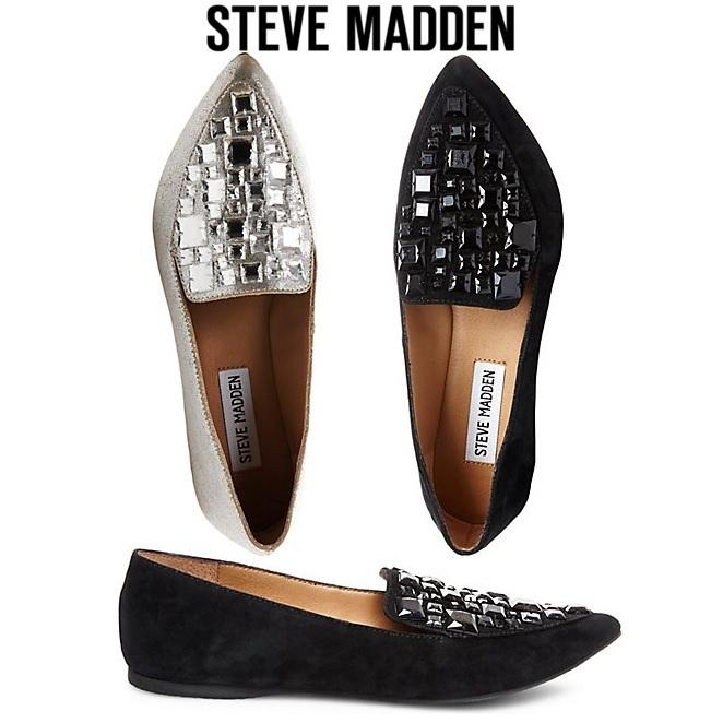 $55.99 Steve Madden Whitnee Women's Flats On Sale @ 6PM.com