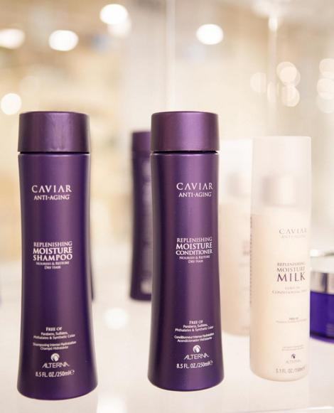 Last Day ! 31% Off ! Alterna Caviar Anti-Aging Replenishing Moisture Shampoo 8.5 oz