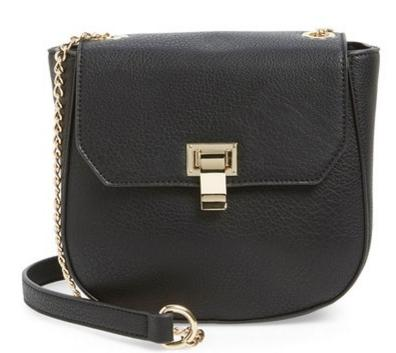BP. Faux Leather Crossbody Bag On Sale @ Nordstrom