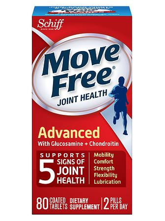 Buy 1 Get 1 Free on Schiff Move Free Supplement @ Walgreens