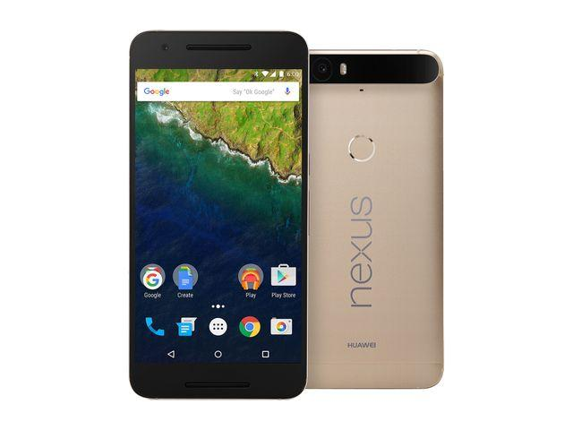 As low as $449 Nexus 6P LTE Unlocked Smartphone w/ $50 Newgg GC