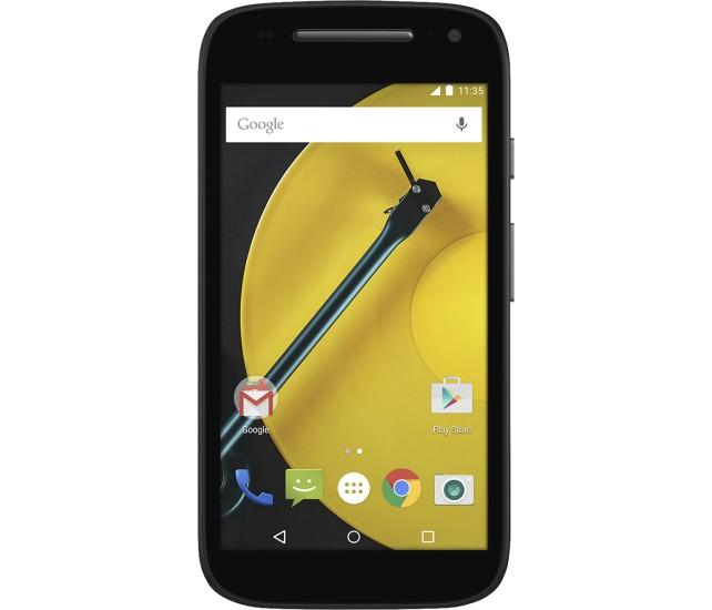Motorola Moto E 8GB 4G LTE No-Contract Cell Phone - Black