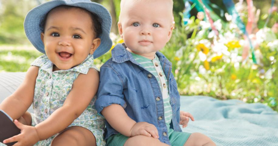Up to 44% Off+Extra 25% Off Carter's Kids' Apparel @ macy's