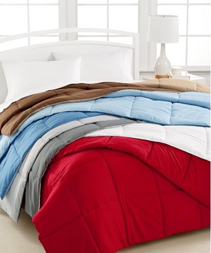 Home Design Down Alternative Comforters @ Macy's