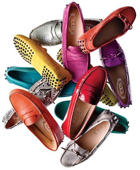 Up to 25% Off Tod's Shoes @ MYHABIT