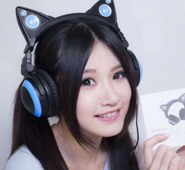 $99.99 Cat Ear Headphones