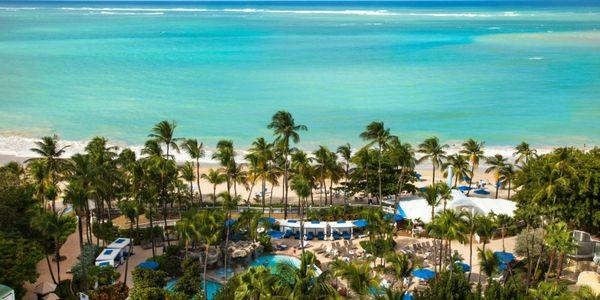 50% Off Reward Nights Select Resorts in Latin America and the Caribbean Promotion @ IHG