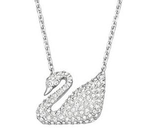 25% Off Swarovski Swan Necklace @ Lord & Taylor