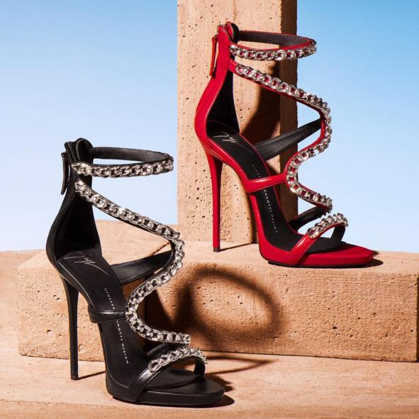 Extra 25% Off + $50 off $250 or more Giuseppe Zanotti Shoes Sale
