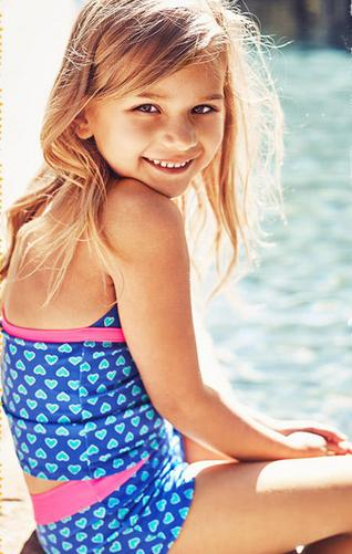 50% Off Swimwear Two-Day Flash Sale @ OshKosh BGosh