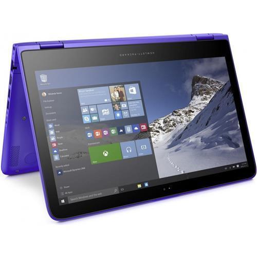 """$349.99 HP Pavilion x360 13.3"""" IPS 2in1 Touch Laptop, Core i3-6100U 2.3G 4Gb Ram 1TB HDD"""