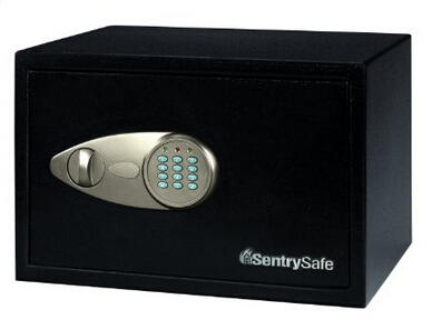 Up to 65% Off select SentrySafe safes and chests @ Amazon.com