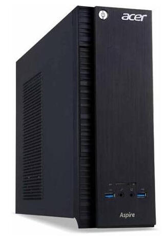 $129.00 Acer Black Aspire X Series Desktop PC with 19.5