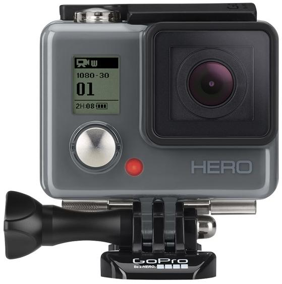 GoPro - HERO HD Waterproof Action Camera