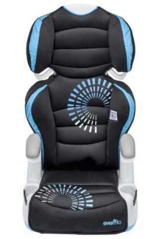 Evenflo Amp High Back Booster Car Seat @ Amazon