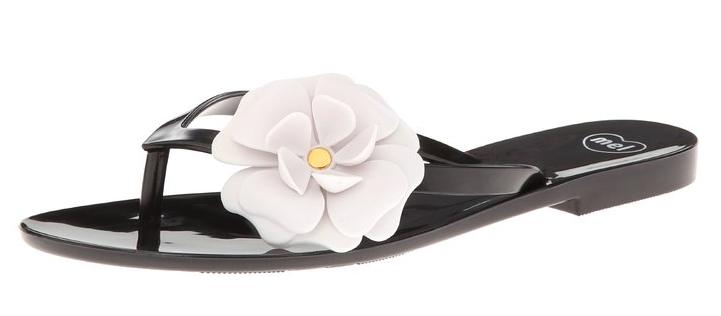 mel Dreamed by melissa Women's Honey III Flip Flop