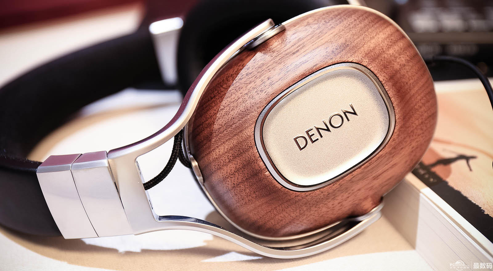 $270.27 Denon AH-MM400 Music Maniac Over-Ear Headphones
