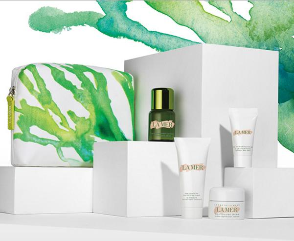 Offer extended! Free 4-piece Collection with $350 Purchase @ La Mer