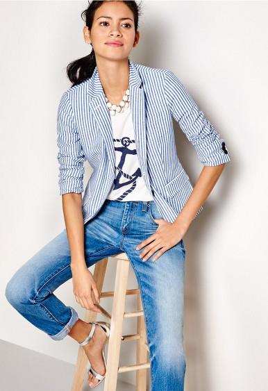 Up to 50% Off Warm-Weather Must Haves @ J Crew Factory