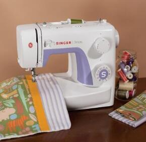SINGER 3232 Simple Sewing Machine with Automatic Needle Threader