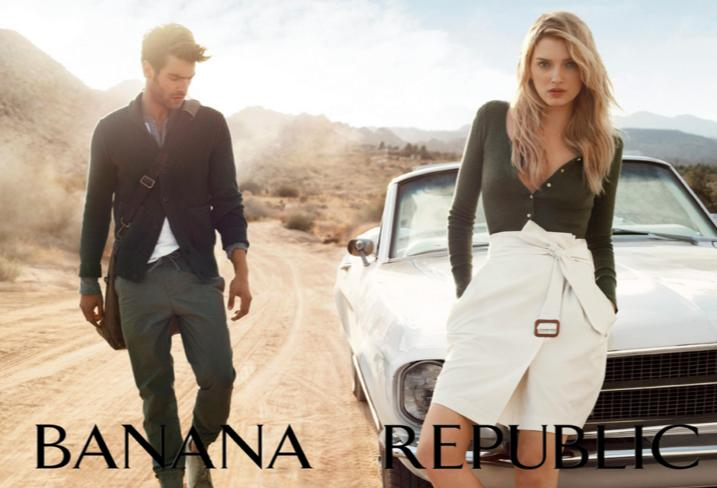 Extra 50% Off Sale Items @ Banana Republic