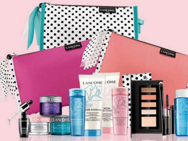 Free 7 Piece GiftWith Over $35 Lancome Purchase @ Boscovs