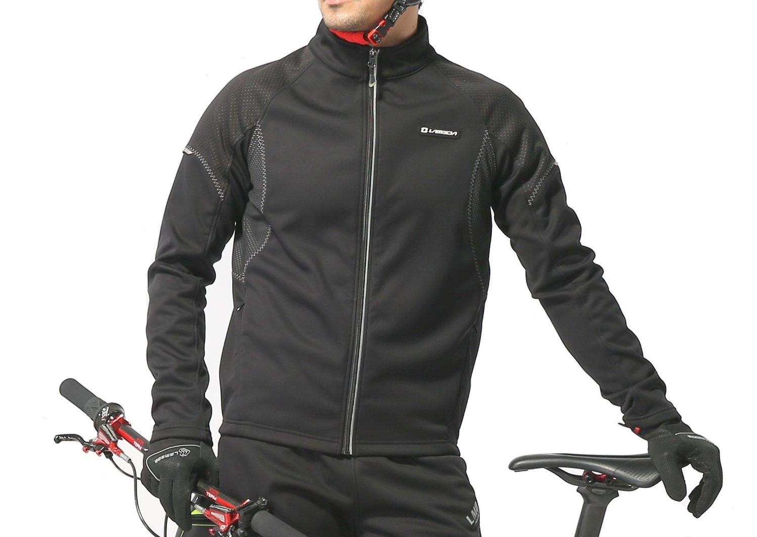4ucycling Windproof Full Zip Wind Jacket